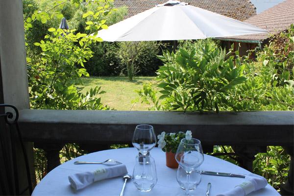 Tables en Terrasse et Jardin